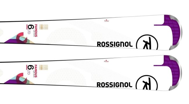 NARTY ROSSIGNOL FAMOUS 6 LTD  + XPRESS W 11 2018