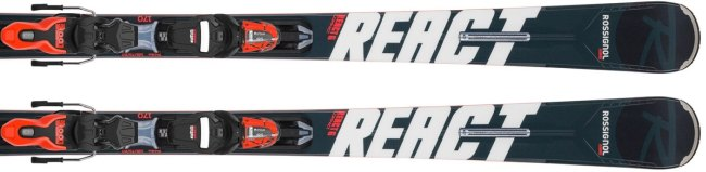 NARTY ROSSIGNOL REACT R6 COMPACT XP11 2021