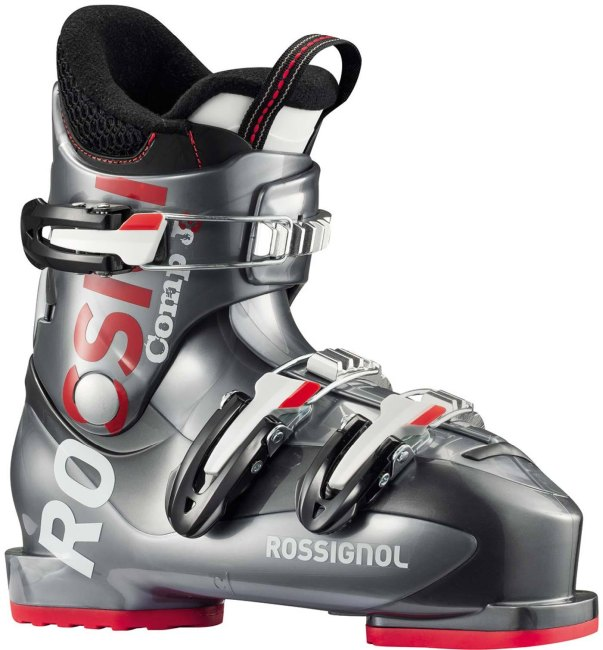 BUTY ROSSIGNOL COMP J3 JR ANTRACYT RBC5110