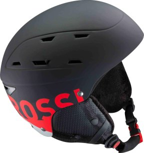 KASK ROSSIGNOL REPLY HP BLACK/RED  RKGH211