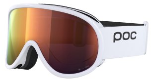 GOGLE POC RETINA CLARITY WHT SPEKTRIS ORANGE 2020