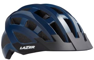 KASK ROWEROWY LAZER COMPACT COMP DARK BLUE 2021