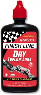 OLEJ FINISH LINE TEFLON PLUS 120 ml. butelka plastikowa