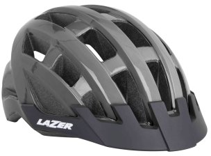 KASK ROWEROWY LAZER COMPACT COMP TYTANIUM 2021