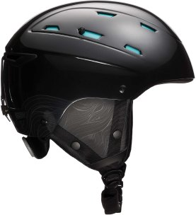 KASK ROSSIGNOL REPLY IMPACTS W BLACK RKIH406 2020