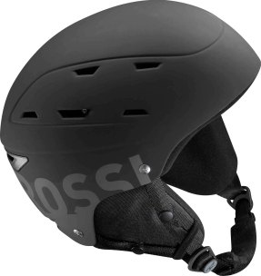 KASK ROSSIGNOL REPLY BLACK  RKGH212 2019