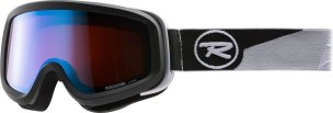 GOGLE ROSSIGNOL ACE HP MIRROR BLACK RKGG207 2018