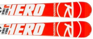 NARTY ROSSIGNOL HERO JR MULTI-EVENT 140+XPRES 2017