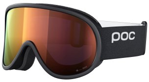 GOGLE POC RETINA CLARITY BLK SPEKTRIS ORANGE 2020